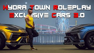HYDRA TOWN ROLEPLAY NEW UPDATE IS HERE   GTA V ROLEPLAY WITH DYNAMO GAMING