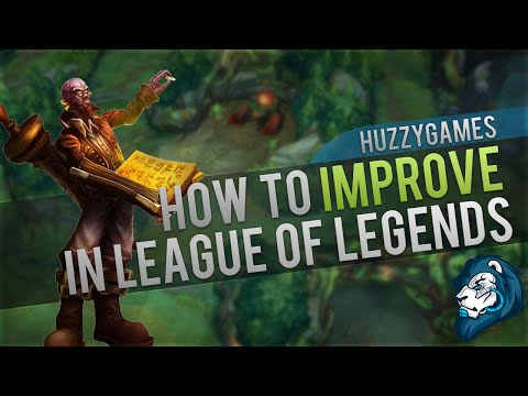 How to IMPROVE in League of Legends