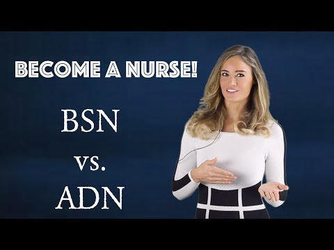 BSN VS  ADN - What Matters Most when Choosing Your Nursing Path
