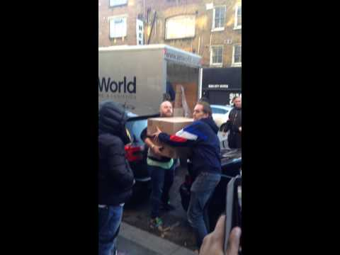 Ps4 20th Anniversary london delivery 10/12/14