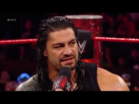 Roman Reigns Is Going After Brock