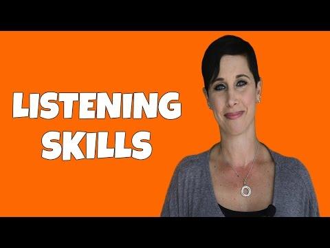 DEVELOPING BETTER LISTENING SKILLS | Debra Wheatman