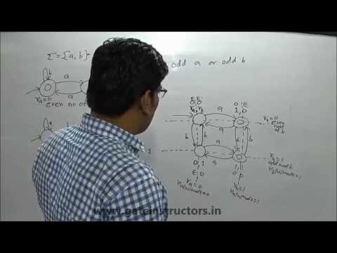 Theory Of Computation lecture: String Containing Even or and Odd DFA NFA Regular Expression | 031