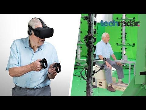 We try Sir David Attenborough's VR experience - Live chat