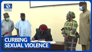 Fayemi Signs Bill To Tackle Abuse Of Minors