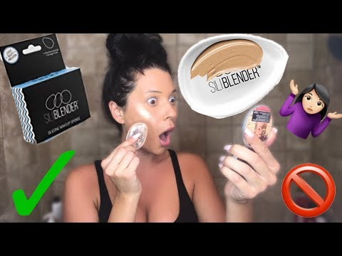 Does It Work? | SILICONE BEAUTY BLENDER