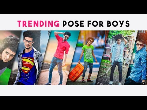 Top Trending Editing Pose For Boys