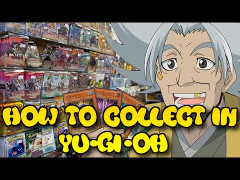 How To Become A Yu-Gi-Oh Collector