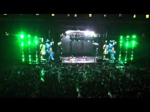 Production Design for the Essence Music Festival 2012: Charlie Wilson
