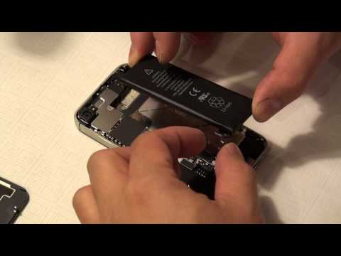 Apple iPhone 4s Battery Replacement