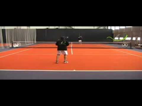 Learn to Play Tennis in Minutes,