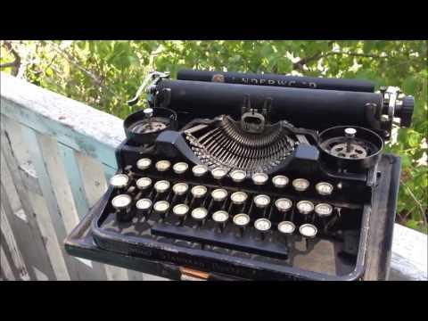 How would YOU make typewriter keys?