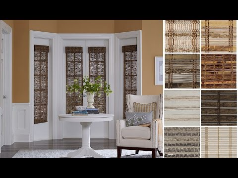 Our Woven Wood Shades Are Both Eco-friendly And Beautiful!