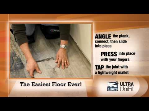 Allure UniFit Install Video