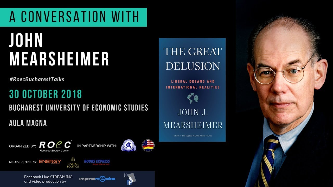 A Conversation with John Mearsheimer | ROEC