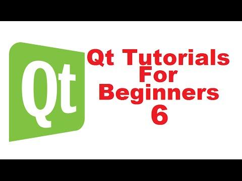Qt Tutorials For Beginners 6 - QMessageBox