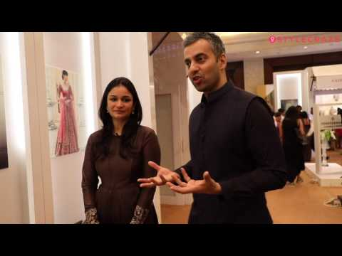 A Stylecraze Exclusive Interview With Shyamal & Bhumika - Vogue Wedding Show 2017