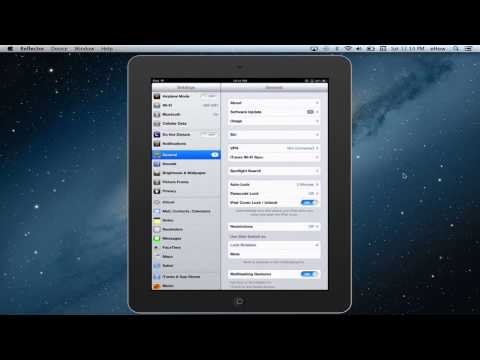 How to Turn Your iPad Into a Wi-Fi Hotspot : iPad Tips & Features