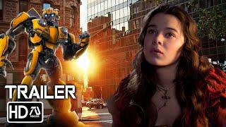 BUMBLEBEE 2 [HD] TRAILER - Hailee Steinfeld, John Cena (Fan Made)