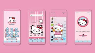 1 minute, 50 seconds) Oppo Hello Kitty Theme Video