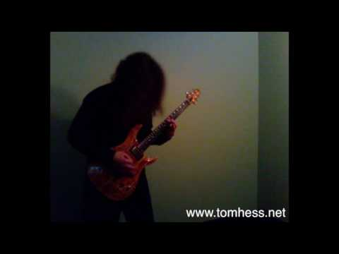 Tom Hess Guitar Playing And Music Contest – Jason Womack