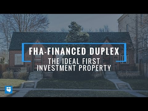FHA-Financed Duplex is the IDEAL First Investment Property