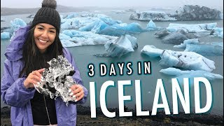 Download ICELAND VLOG | Blue Lagoon, Icebergs + Golden Circle!​ Video