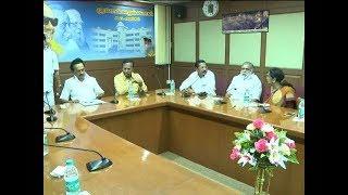 DMK MP's Meeting Under Stalin leadership||TR.BALU ||KANIMOZHI||DAYANIDHI MARAN||A.RAJA