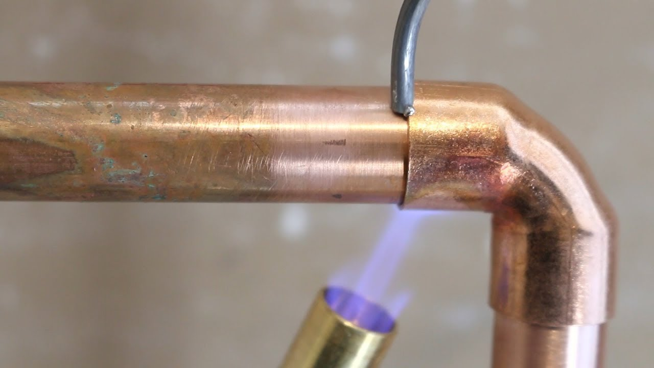 How to Solder Copper Pipe in a Wall (Complete Guide) | GOT2LEARN