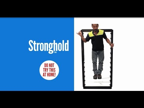 How strong is a jalousie window - see Breezway Stronghold Louver Window Hawaii TV Ad