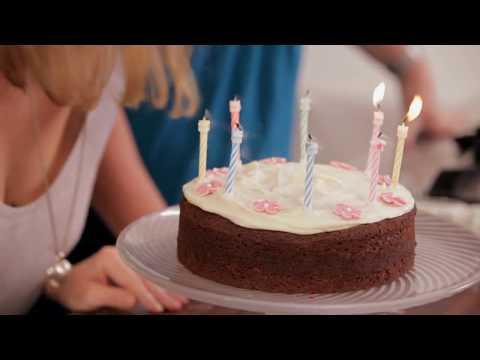 Cadbury Family Cake | Everyday Gourmet S2 E52