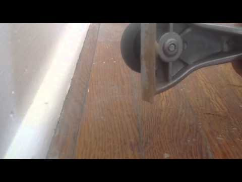 How to refinish your hardwood floors without sanding part 3