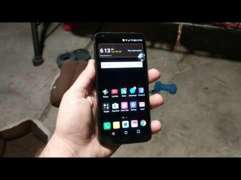 Black on Black LG G6 is Stunning!