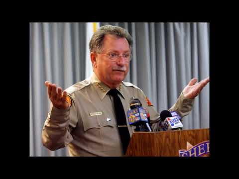 California Sheriff Says It's 'Better Financially' To Kill Suspects Rather Than Wound Them