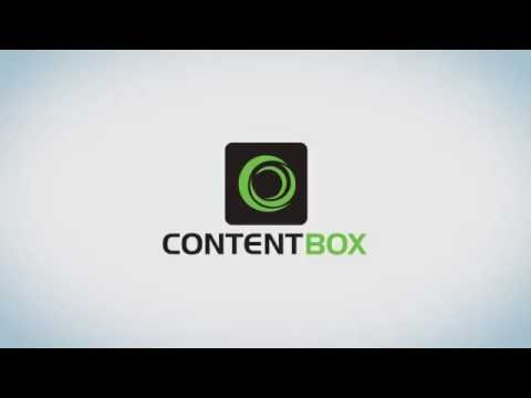 ContentBox Modular CMS Dashboard Tour
