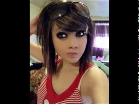 30 Deeply Emotional and Creative Emo Hairstyles For Girls | Short Emo Hairstyles For Thick Hair