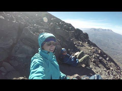 Climbing A 5825m High Active Volcano  || Cold House Media Vlog 051