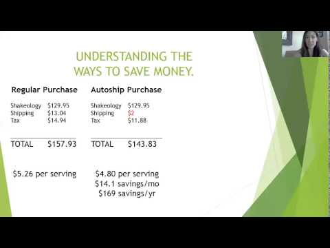 How to Buy Shakeology with a Discount