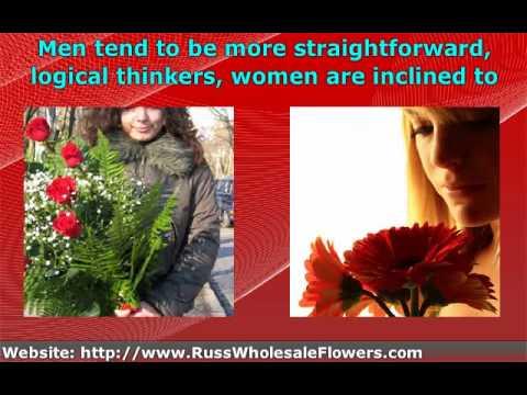 Why Do Women Love Flowers?