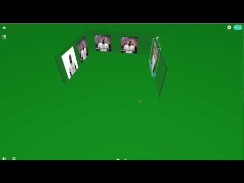 Create A Virtual Reality Gallery With CoSpaces