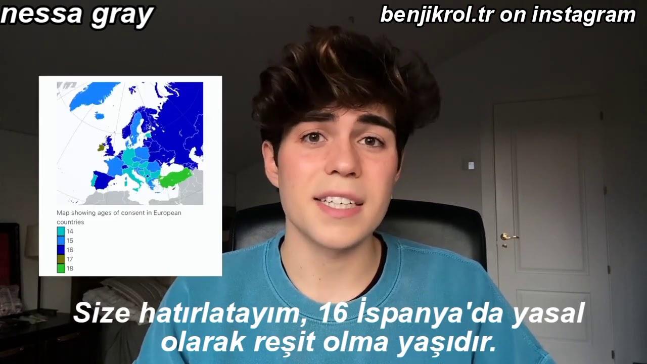 Benji Krol - clearing things up   Türkçe Çeviri