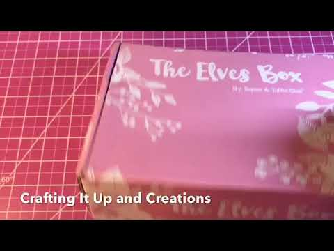 UNBOXING Sophie and Toffee Elves Box - December box Unicorns!! 🦄