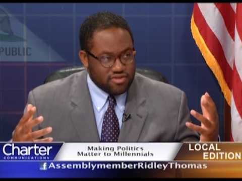 Charter-Cox Local Edition with Assemblyman Sebastian Ridley-Thomas