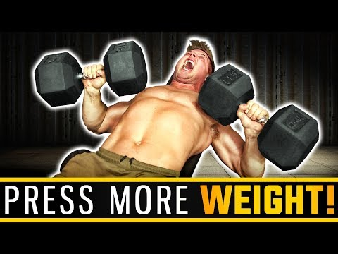 1 Easy Hack To Bench More Weight!