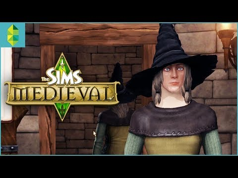 WHO'S THIS | The Sims Medieval - Part 3