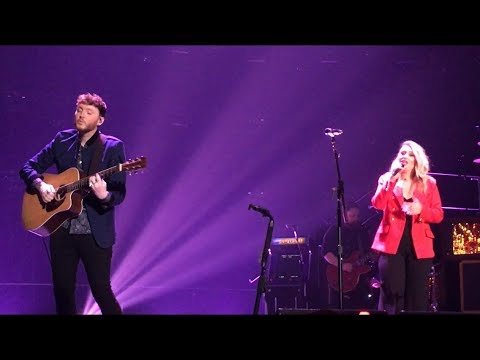 James Arthur & Ella Henderson - Let's Go Home Together - Nottingham