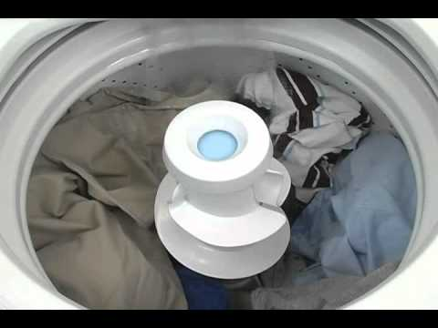 How Your New Top Load Washer Works