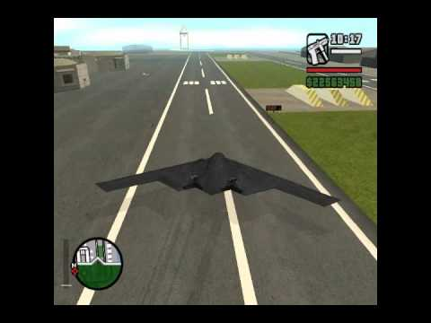 gta san andreas airplane mods