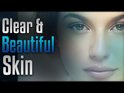 🎧 Clear and Beautiful Skin - Help Make Your Skin Glow with Simply Hypnotic | subliminal