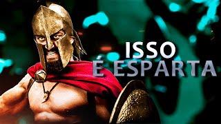Rap dos Espartanos   300   Rap Motivacional 2020   Mano Perna